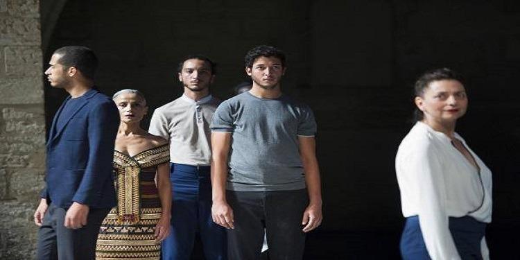''Face à la mer, pour que les larmes deviennent des éclats de rire'' de Radhouane El Meddeb à la Grande Halle de la Villette