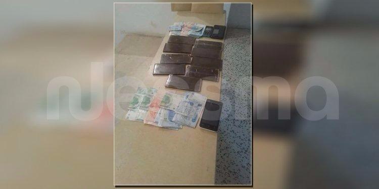 زغوان: حجز كمية هامة من ''الزطلة'' على متن سيارة قادمة من الجزائر (صور)