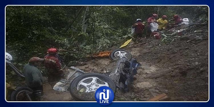 بوليفيا: مقتل 16 شخصا جراء انهيارات طينية