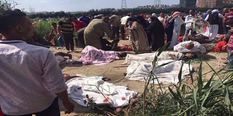 مصر: تشكيل لجنة للتحقيق في حادث القطارين