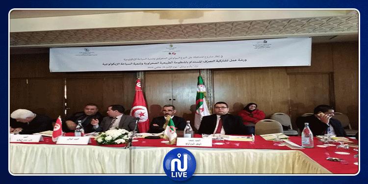 توزر: ورشة عمل مشتركة بين تونس والجزائر
