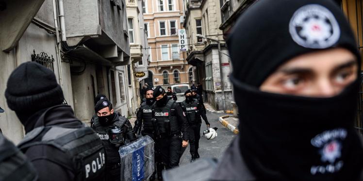 تركيا: انفجار قوي يهز إسطنبول