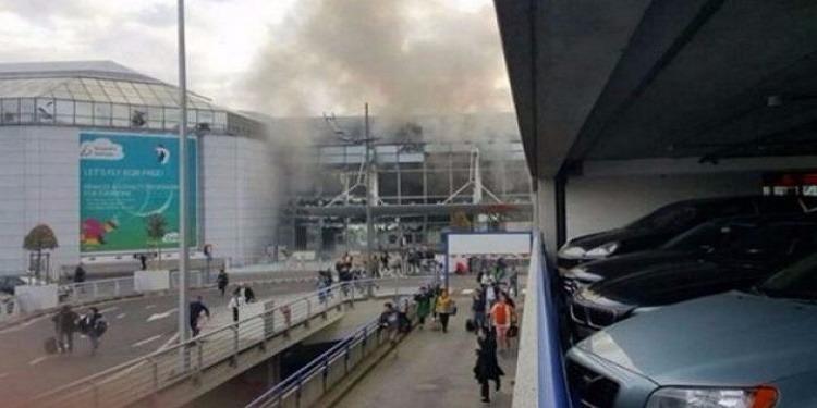 تفجيرات بروكسل: أحد انتحاريي مطار بروكسل إشتغل 5 سنوات بالمطار