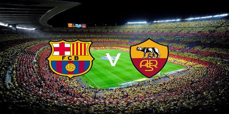 روما: قائمة اللاعبين المدعوين لمواجهة برشلونة