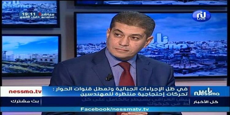 عميد المهندسين التونسيين: نحن نتقاضى نصف أجر الطبيب والقاضي