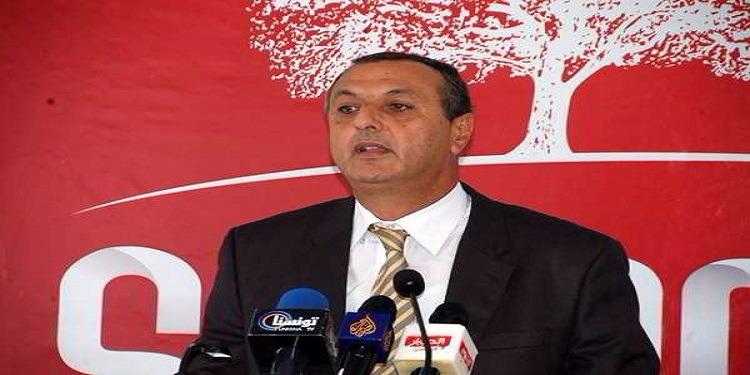 الأمين العام للحزب الجمهوري: ''التحوير الوزاري بات ضروريا ''