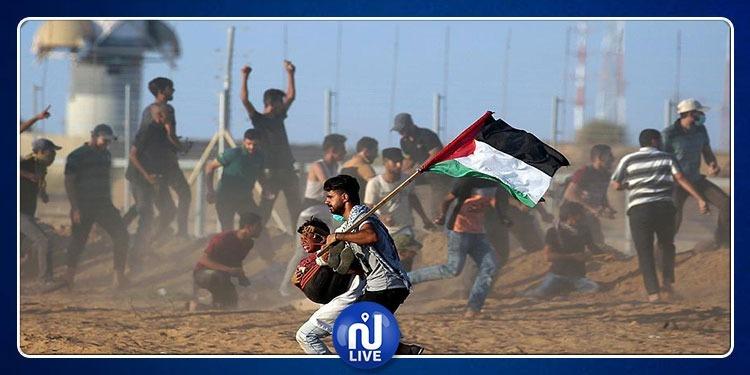 مقتل فلسطيني برصاص قوات الاحتلال