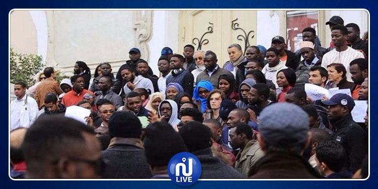 10 آلاف إفريقي يعملون بشكل غير قانوني في تونس