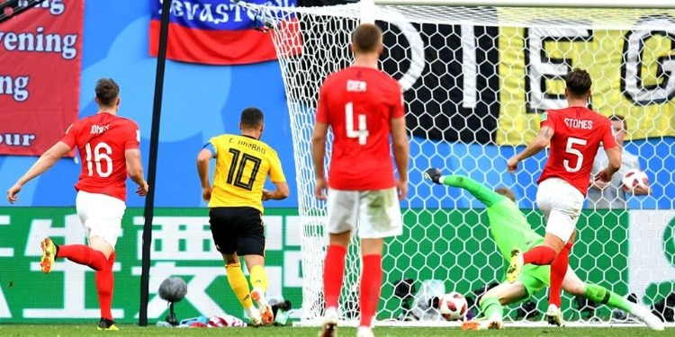 Mondial: La Belgique bat l'Angleterre et s'offre un podium