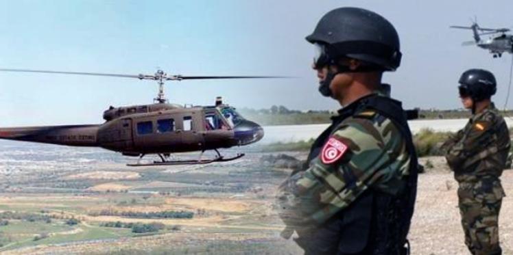 عملية بن قردان : الجيش التونسي يستعمل الآليات الثقيلة و طائرات ف 5