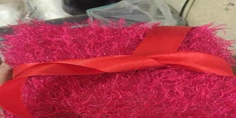 أهدت حبيبها السابق ثعباناً ضخما في عيد الحب! (صورة)