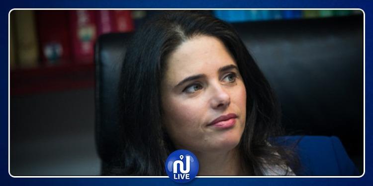 وزيرة العدل الصهيونية: ''شعوب المغرب العربي جهلة يستحقون الموت''