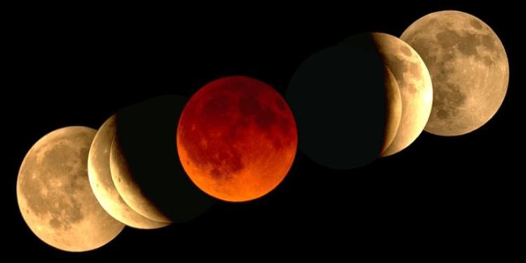 Ce soir: Ne ratez pas la plus longue éclipse lunaire du siècle