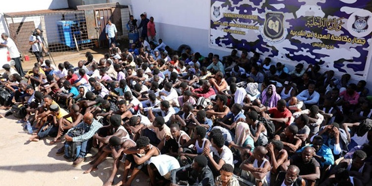 نحو إجلاء 10 آلاف مهاجر  من ليبيا خلال العام الجاري