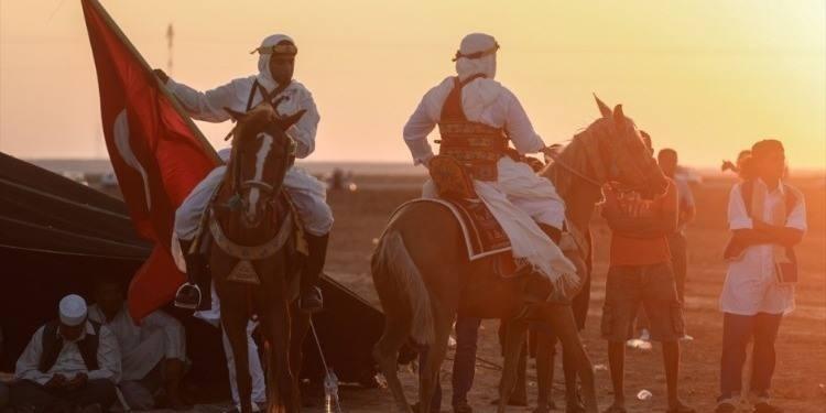 Le festival équestre d'Ouled Haffouz terni par un grave accident