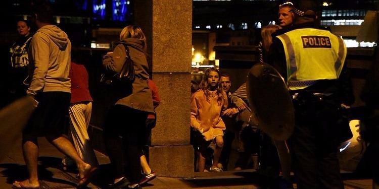هجوم لندن: 6 قتلى... 48 مصابا ومصرع 3 مهاجمين (صور + فيديوهات)
