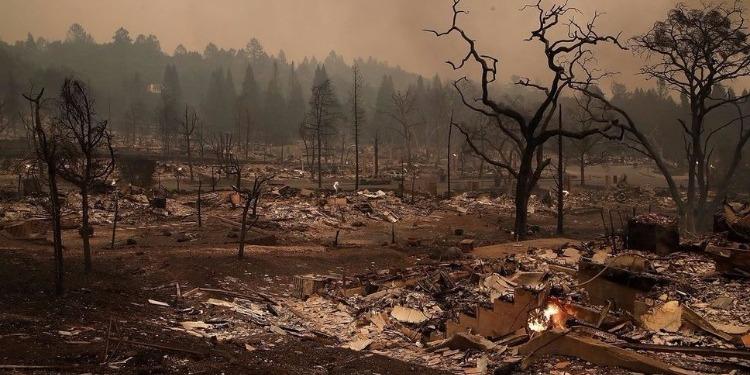 USA : La Californie déclarée sinistrée. Le nombre de victimes s'alourdit