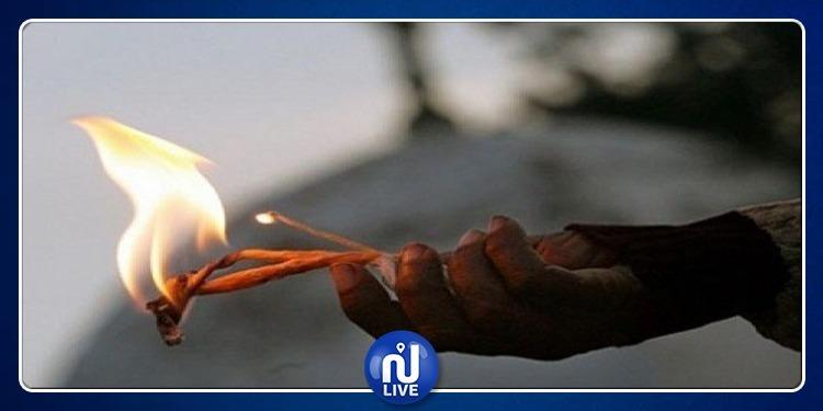 القيروان: نهاهُ عن التفوّه بالكلام البذيء فقتله حرقا