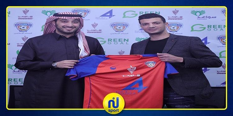 رامي البدوي ينتقل رسميا إلى نادي الفيحاء السعودي