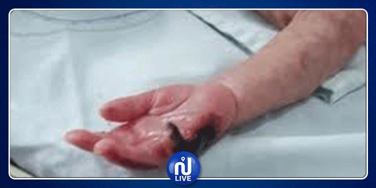 بنزرت: غلق فوري لروضة أطفال بعد سكب 'الدُرْعْ' الساخن على جسد رضيع
