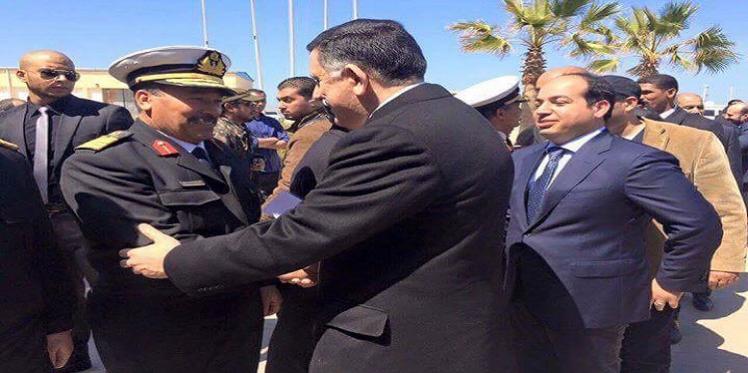 رسمي: فايز السراج في طرابلس