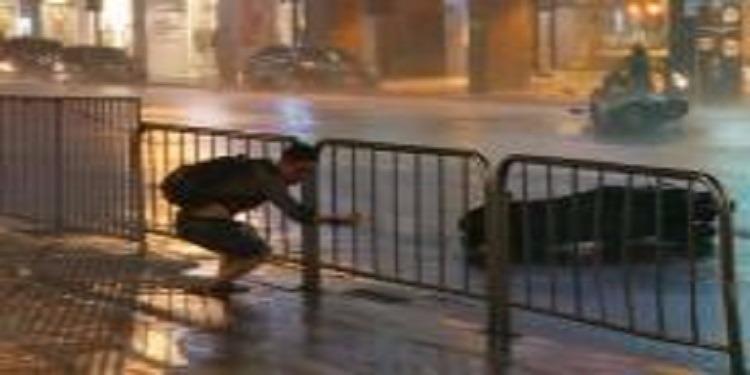 تايوان: إصابة أكثر من 80 شخصا بسبب إعصار ''نيسات''