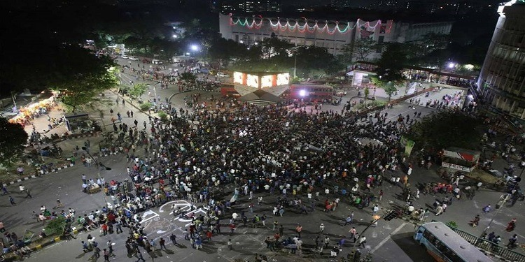 Bangladesh-manifestations antiquotas: Retrait du dispositif controversé