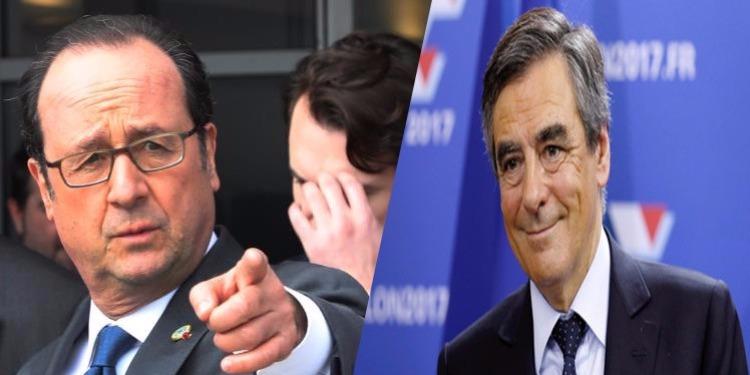 هولاند يرفض تصريح فيون بتحيز النظام القضائي الفرنسي