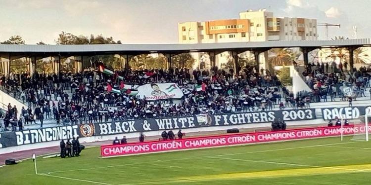 في مباراة الترجي: إطلاق سراح الموقوفين من أحباء النادي الصفاقسي