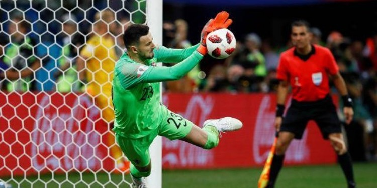 Mondial-2018: La Croatie s'impose face au Danemark