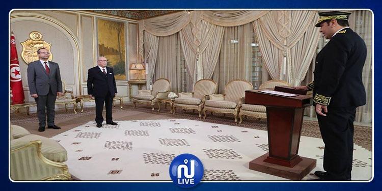 والي توزر الجديد يؤدي اليمين أمام رئيس الجمهورية
