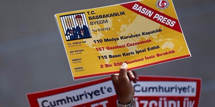 تركيا: اعتقال أكثر من ألف شخص في مداهمات لمكافحة الإرهاب