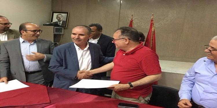 بعد إمضاء اتفاق الزيادات في قطاع النزل: نور الدين الطبوبي يفتح ملف الصحافة المكتوبة