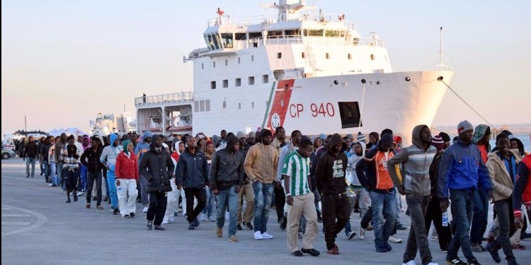 ليبيا: إنطلاق عمليات ترحيل المهاجرين غير الشرعيين نحو بلدانهم