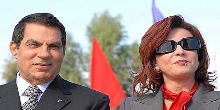 المحكمة الإبتدائية بتونس: 6 سنوات سجن لبن علي و4 لليلى الطرابلسي