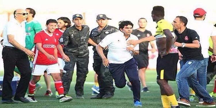 مكتب الرابطة يعاقب لسعد الدريدي ويستدعي رضا الجدي