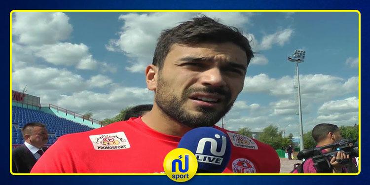 اسامة الحدادي يحفز لاعبي النادي الافريقي على طريقته (فيديو)