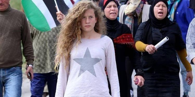 والد الأيقونة الفلسطينية:''ابنتي مقاومة ولا تحتاج شفقة من أحد''