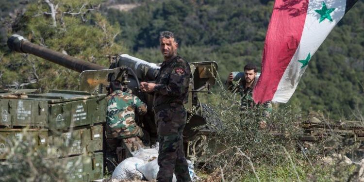 ''بن لادن'' يتحدى النظام السوري من جديد!