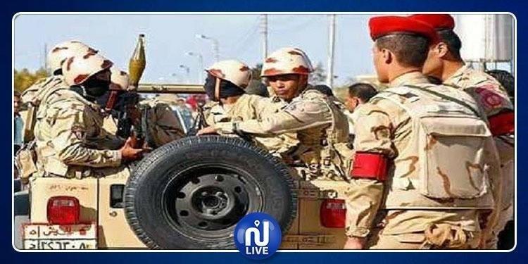 الجيش المصري يخسر 3 جنود ويقضي على 46 ارهابيا