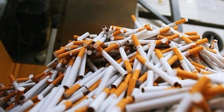تاجروين: حجز 6 آلاف علبة سجائر بمنزل حارس القباضة المالية