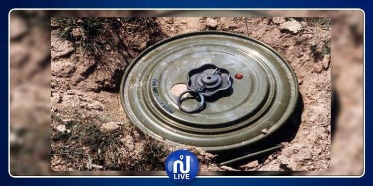 Explosion d'une mine au Mont Mghilla, un citoyen blessé