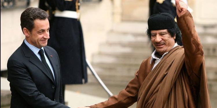 أحمد قذاف الدم: نعم، قدمنا أموالا لساركوزي (فيديو)