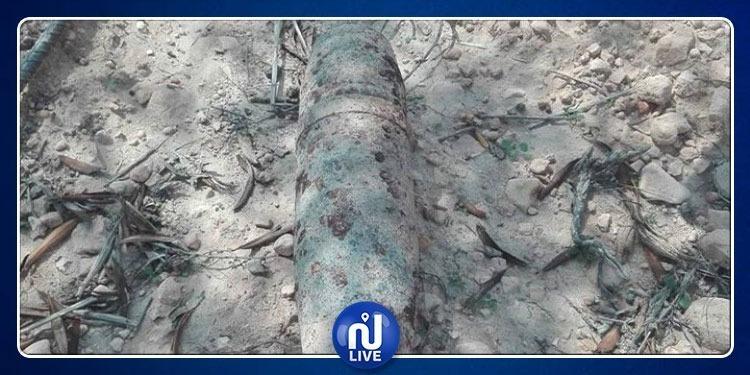 Siliana: découverte de 2 obus de la 2e guerre mondiale…