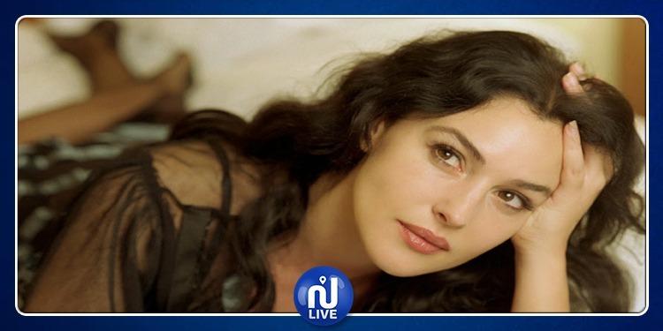 النجمة مونيكا بلوتشي ستشارك في فيلم تونسي