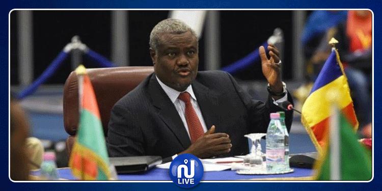 الاتحاد الإفريقي يتطلّع لتعزيز التعاون الاقتصادي مع الدول العربية
