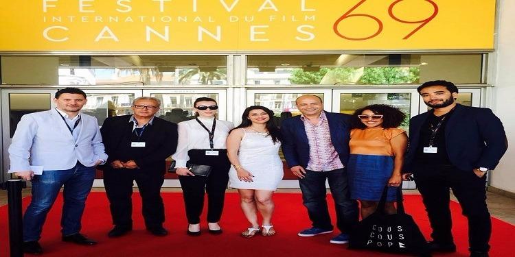 مهرجان كان السينمائي : فريق الفيلم التونسي علوش.. نحن الذهب
