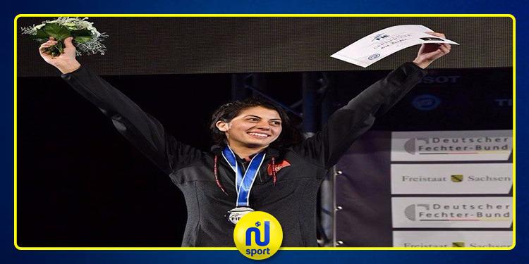 دورة كالي بكولومبيا للمبارزة: سارة بسباس في المركز الثامن