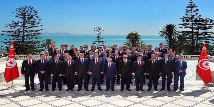 Première réunion, ce matin du Conseil des ministres du nouveau gouvernement Chahed
