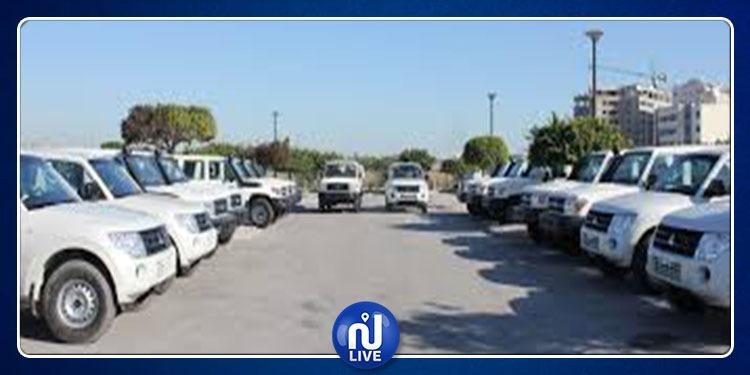 إيطاليا تقدّم إلى تونس هبة بـ50 سيّارة رباعيّة الدفع